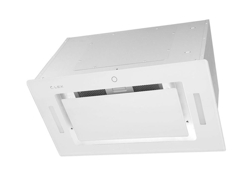 Встраиваемая вытяжка GS BLOC GS 600 WHITE