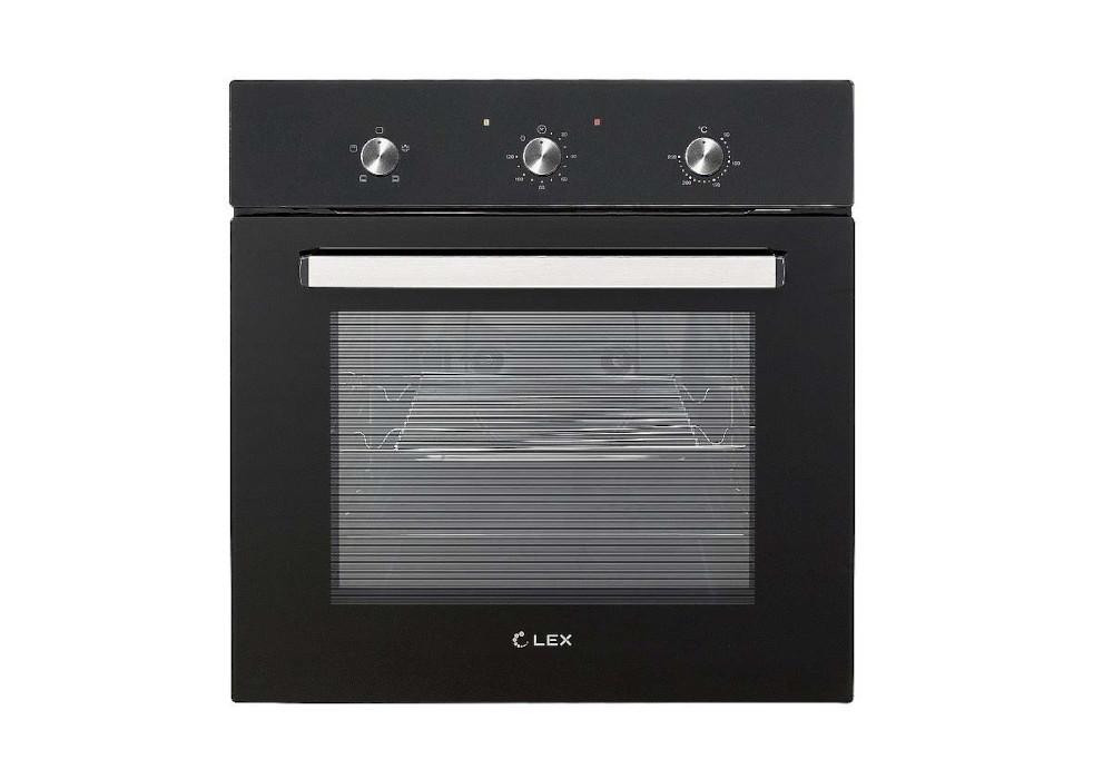 Встраиваемый духовой шкаф LEX EDM 041 BL