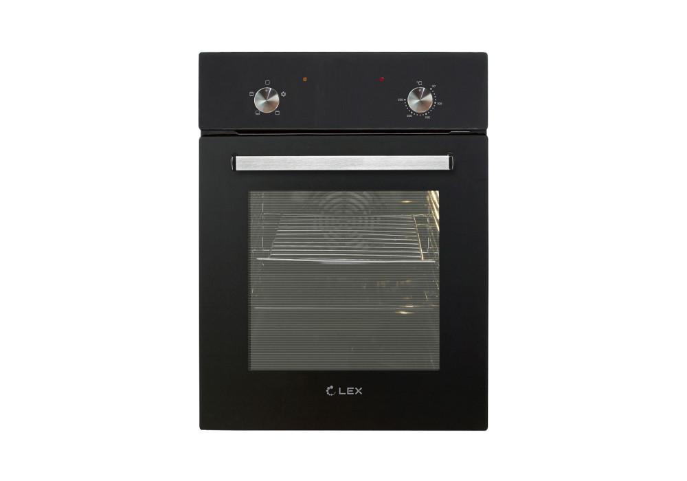 Встраиваемый духовой шкаф LEX EDM 4540 BL