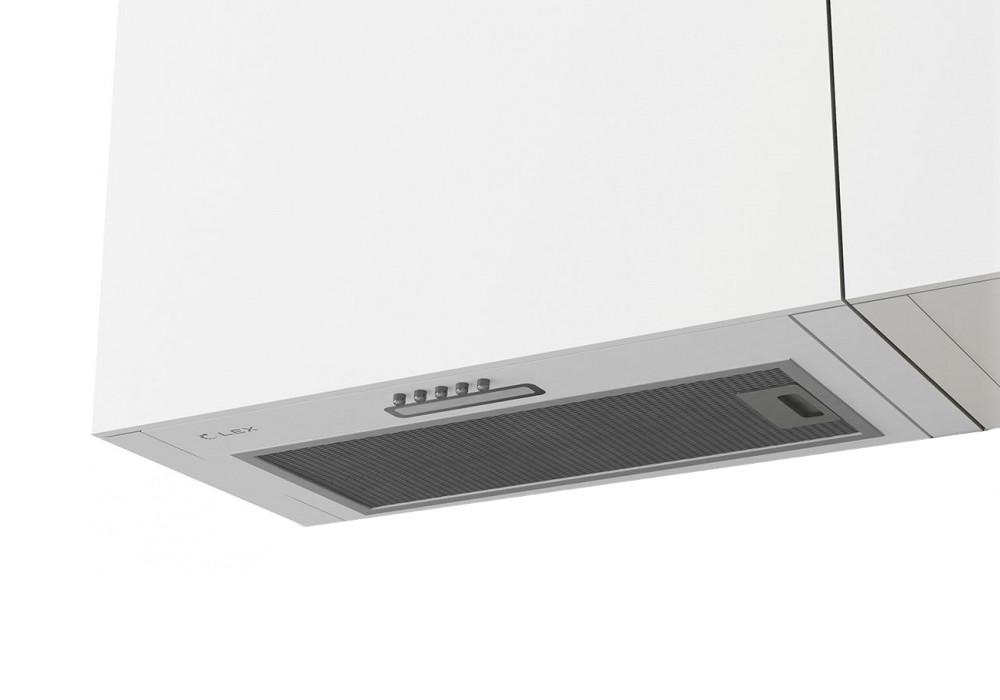 Встраиваемая вытяжка GS BLOC LIGHT 600 WHITE