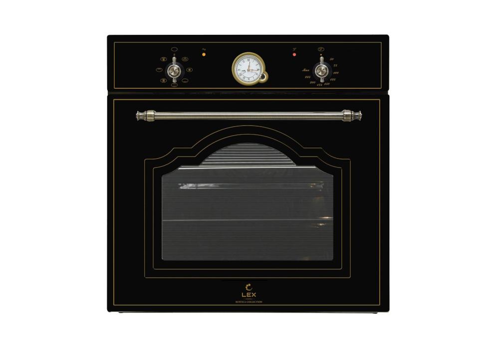 Встраиваемый духовой шкаф LEX EDM 6070C BL