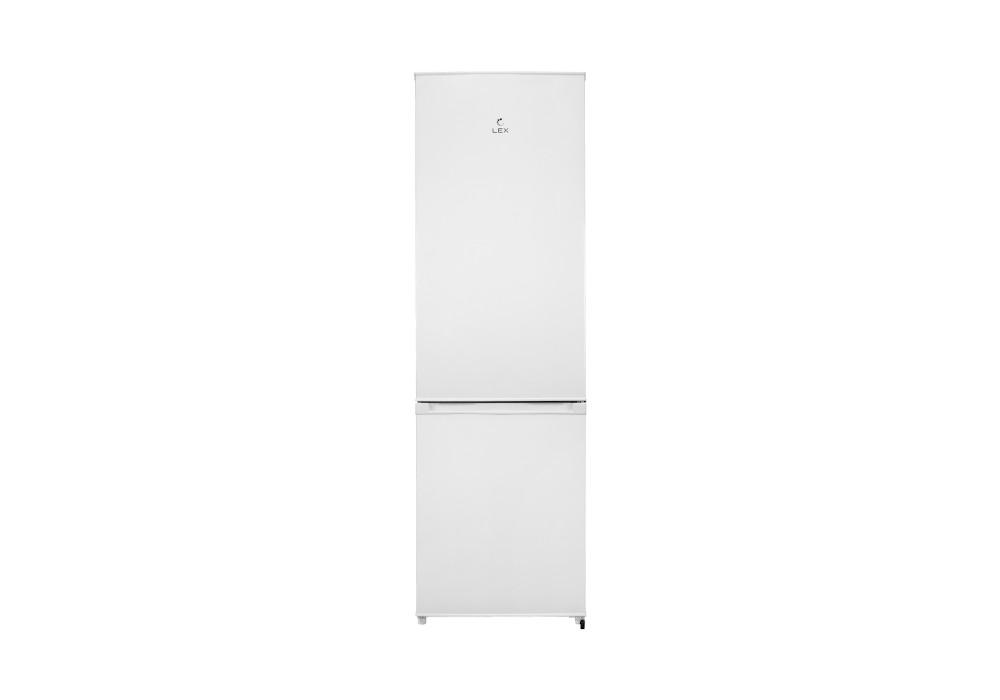 LEX Холодильник RFS 202 DF WH