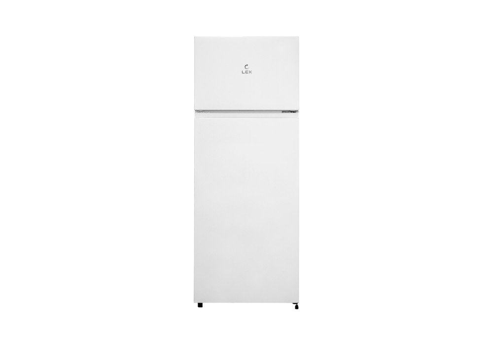 LEX Холодильник RFS 201 DF WH