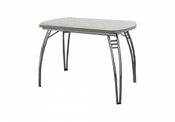 Стол раздвижной дуб серый