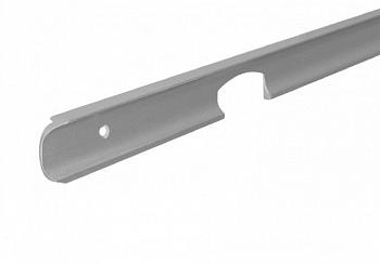 Планка угловая для столешницы 28 мм матовая
