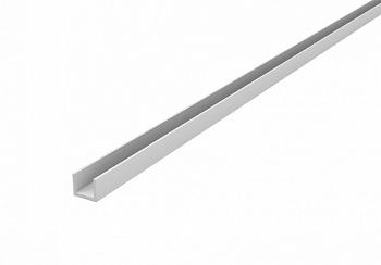 Планка торцевая на панель 6 мм