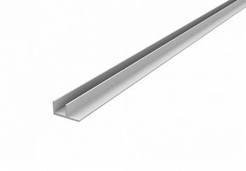 Планка угловая на панель 6 мм