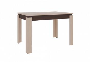 Стол раздвижной Гермес 2 венге / дуб млечный