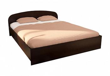 Кровать ЛДСП венге