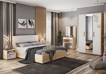 Модульная спальня Зара Комфорт
