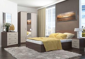 Спальный гарнитур Ронда-2 ясень шимо