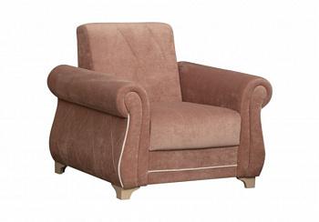 Кресло Порто коричневое