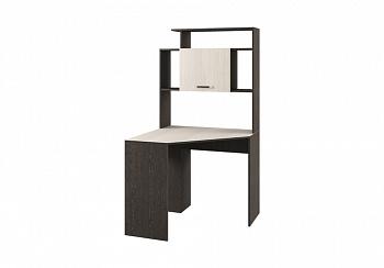 Письменный угловой стол Ронда венге / дуб белфорт