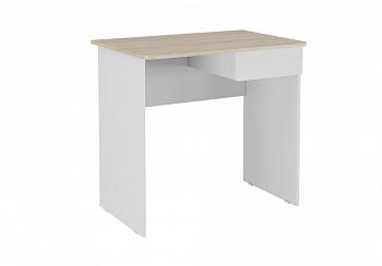 Компьютерный стол Diamond тип 1 дуб сонома / белый