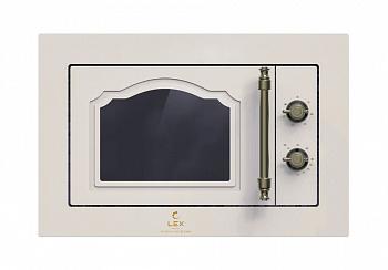 Встраиваемая микроволновка BIMO 20.01 C IVORY LIGHT