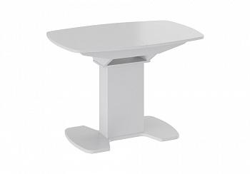 Обеденный стол Портофино белый глянец