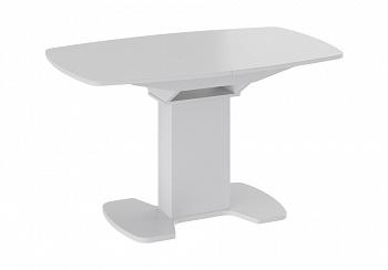 Обеденный стол Портофино 1 белый глянец
