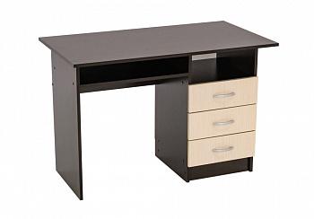 Письменный стол ПС-02 венге / дуб белфорт