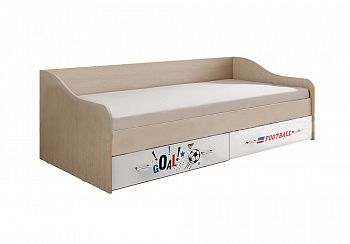 Кровать с 2-мя ящиками Вега NEW Boy