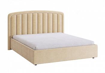 Кровать Сиена 2 1.6 м карамель
