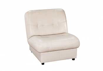 Кресло Релакс молочное