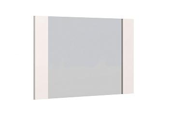 Зеркало Нэнси белый глянец