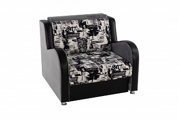 Кресло выкатное Мирон сити серый