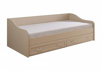 Кровать с 2-мя ящиками Вега