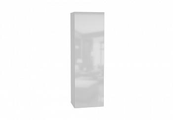 Шкаф навесной Point тип-20 белый глянец / белый матовый