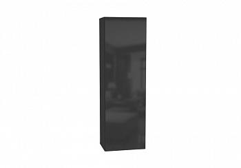 Шкаф навесной Point тип-20 черный глянец / черный матовый