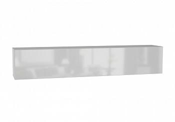 Шкаф навесной Point тип-50 белый глянец / белый матовый