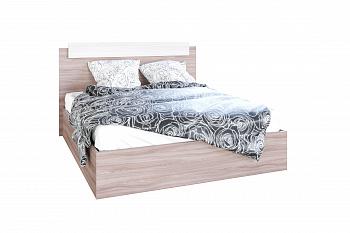 Кровать Эко ясень шимо