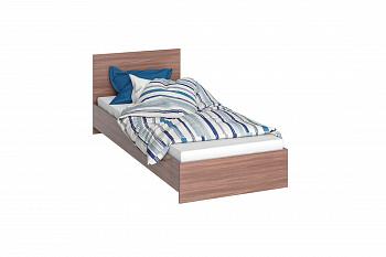 Кровать Ронда 0.8 м ясень шимо тёмный